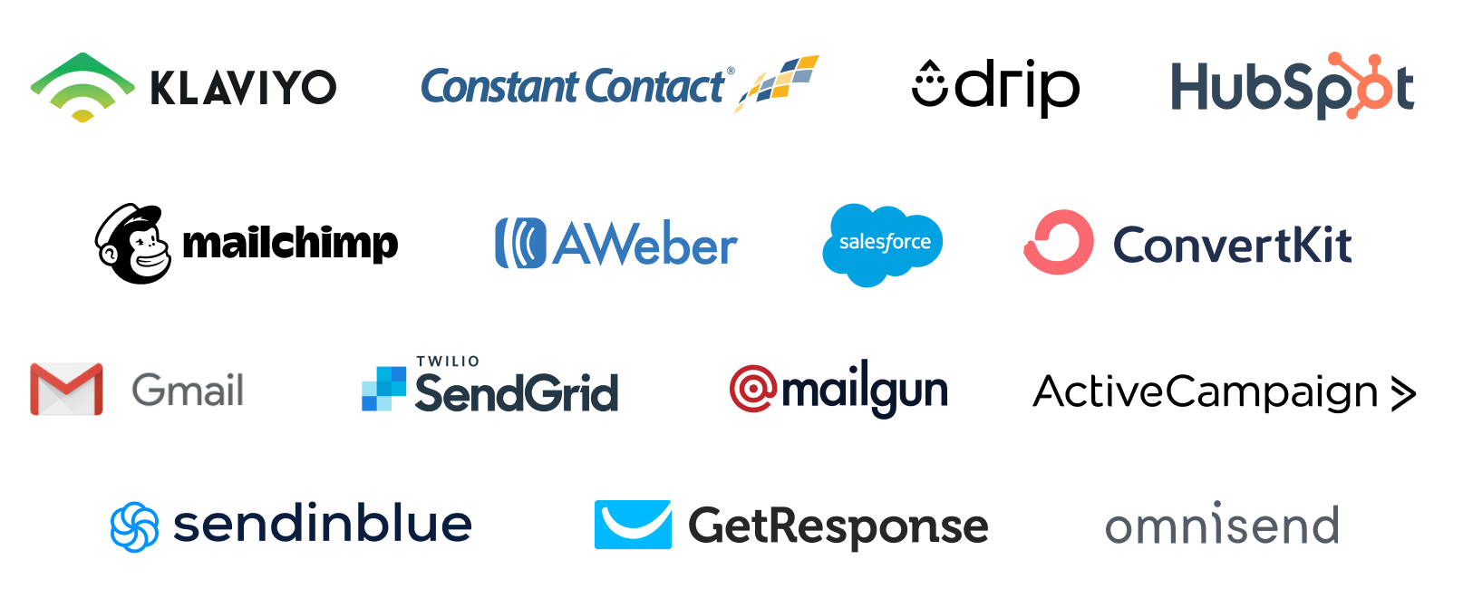 Sendtric Integrations